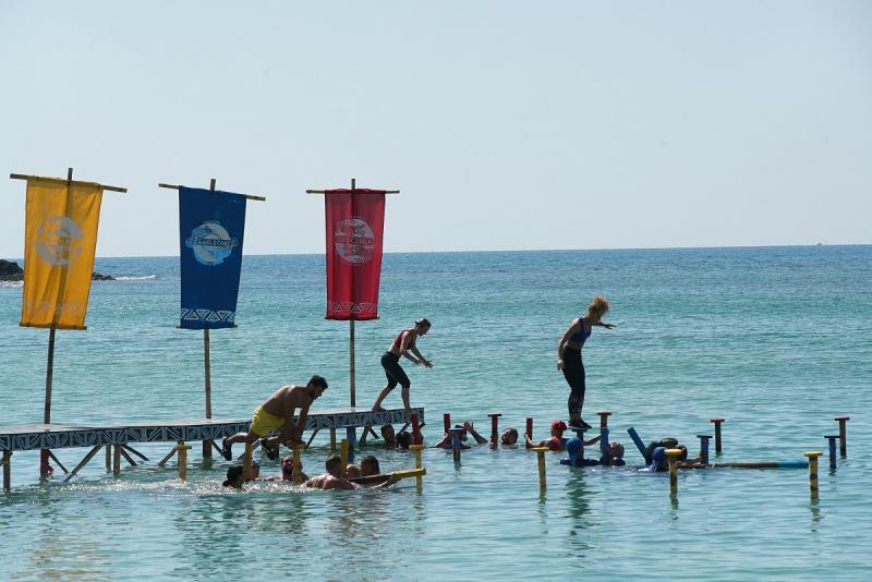 """Concurenții din """"Ultimul Trib"""" au avut prima confruntare în Madagascar"""