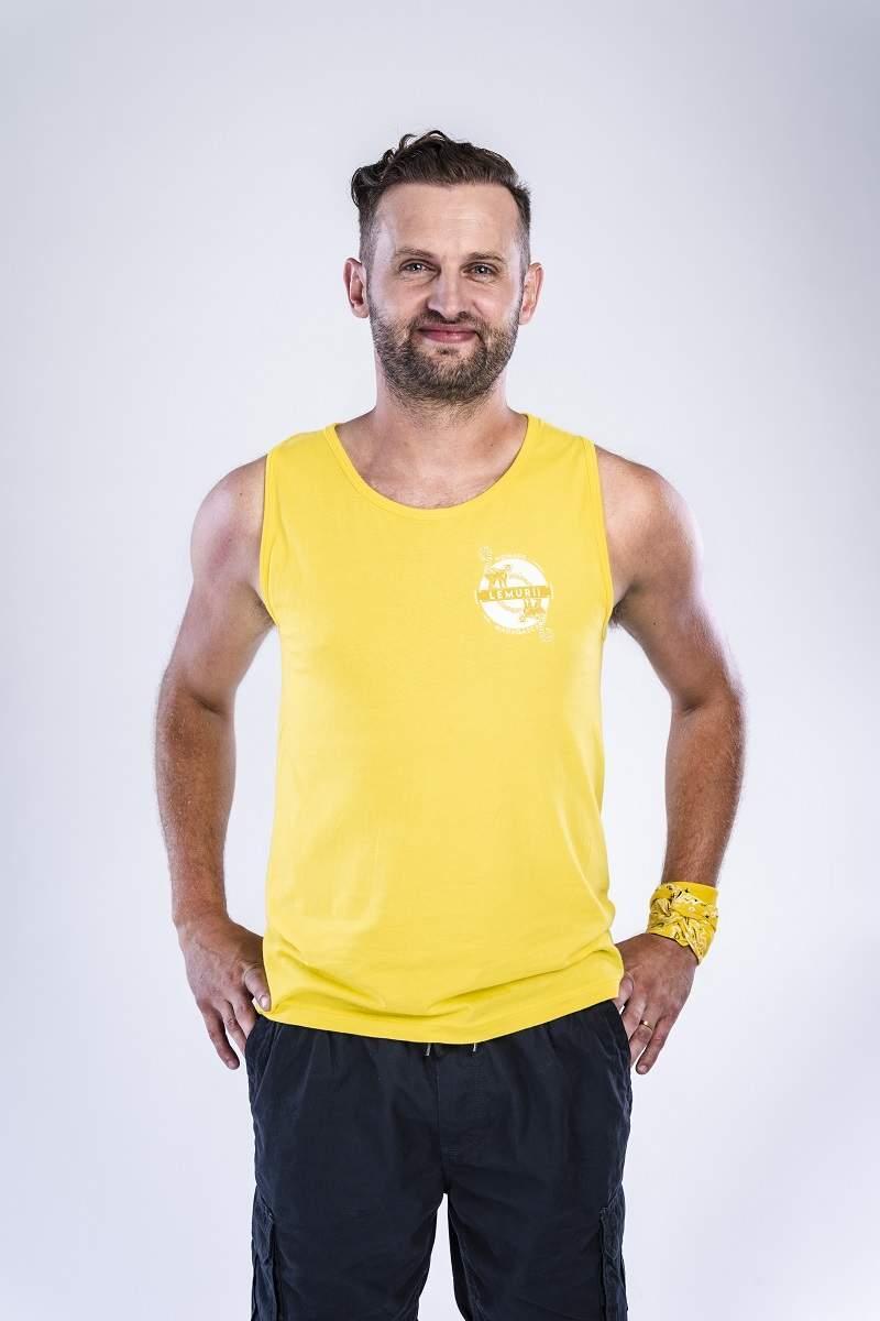 """Ionuț Iftimoaie, campion mondial la Local Kombat, concurent la """"Ultimul Trib""""! Vedetele care fac parte din echipa """"Lemurii"""", pregătite de lupta pentru supraviețuire"""