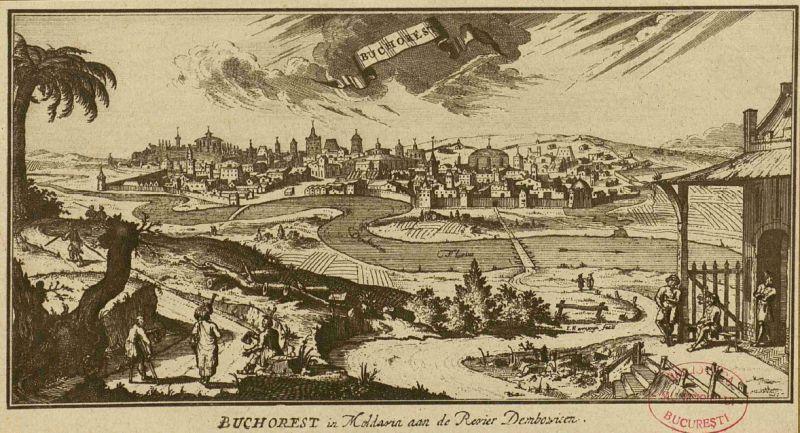 """Cum a blestemat Vlad Țepeș Bucureștiul chiar în prima zi de naștere: 20 septembrie 1459. """"Domnul Dumnezeu să-l nimicească şi să-l ucidă aici cu trupul"""""""