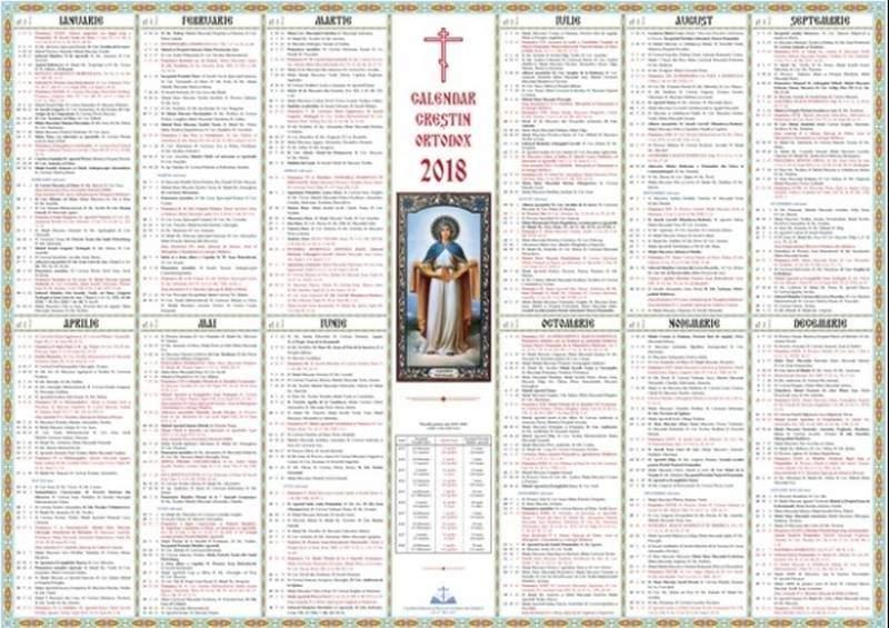 calendar ortodox 26 septembrie ce mare sarbatoare cu cruce albastră e