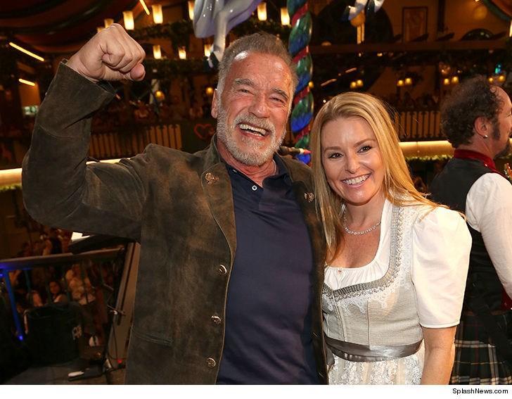 Imagini rare cu Arnold la un festival de bere! La cei 71 de ani, a făcut un adevărat spectacol - GALERIE FOTO