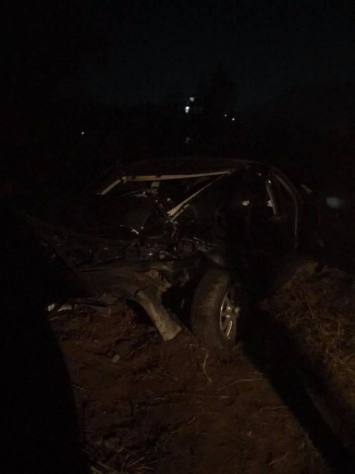 Accident cumplit, în urmă cu puțin timp! Un bărbat a murit și alte trei persoane au fost rănite, în urma impactului