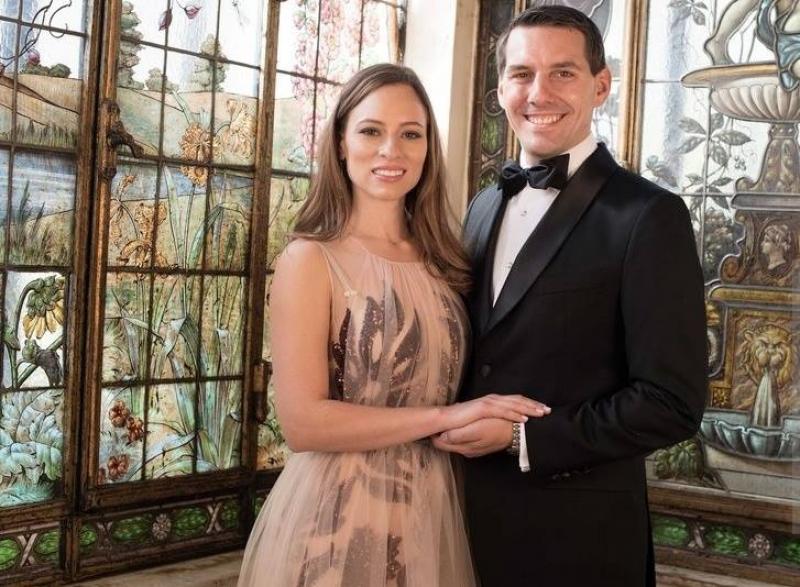 Nunta Regală Sinaia 2018 Fostul Principe Nicolae Si Alina Binder