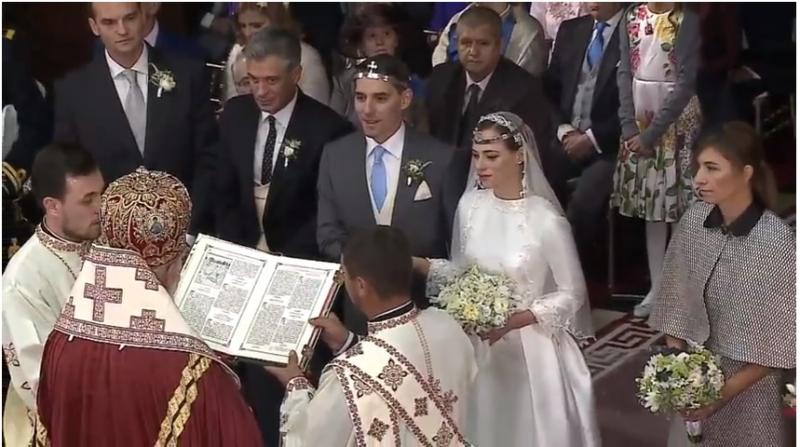Nunta Principele Nicolae S A Casatorit Cu Alina Binder Video