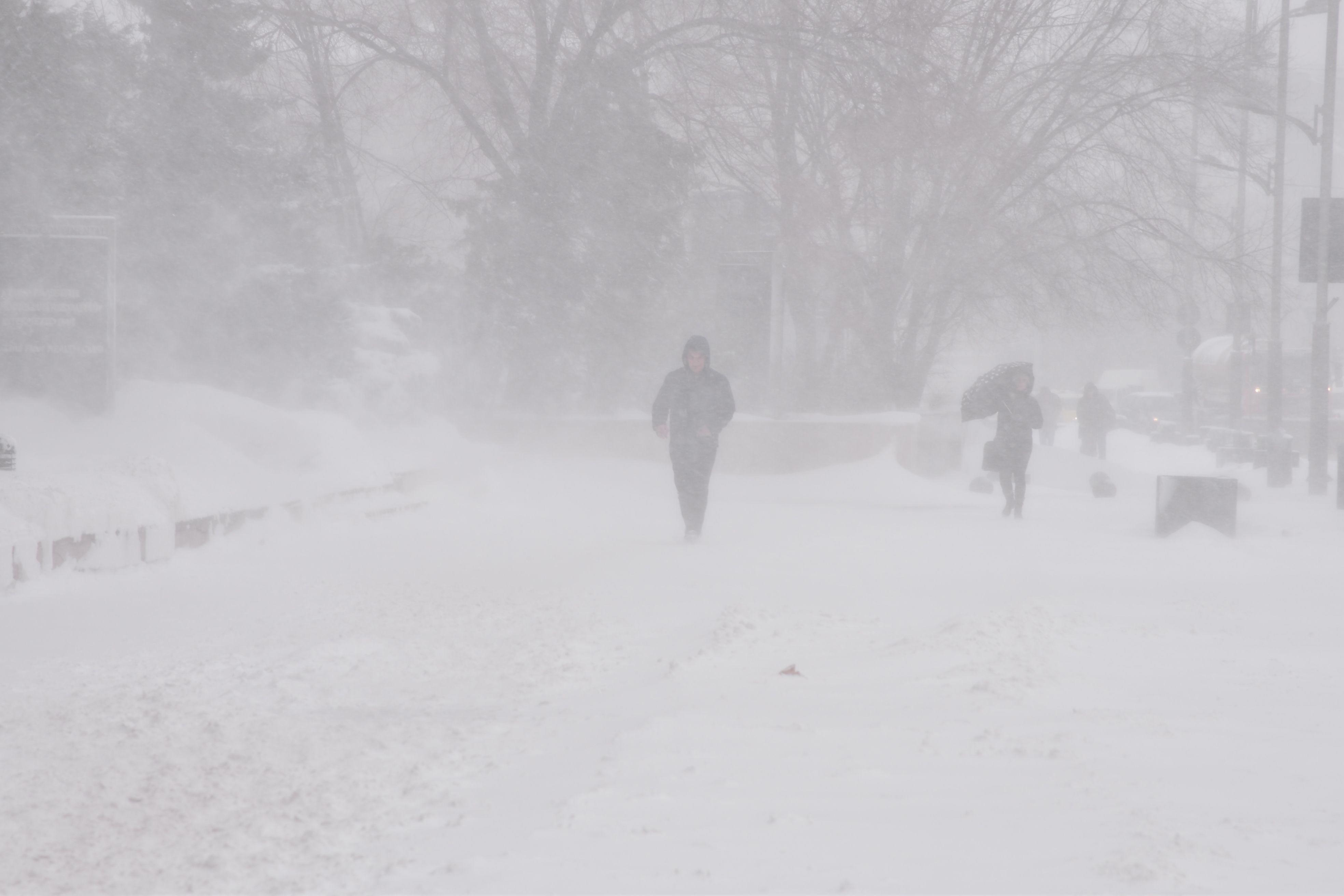 Extreme mountain and snowstorm this week! Weather Forecast