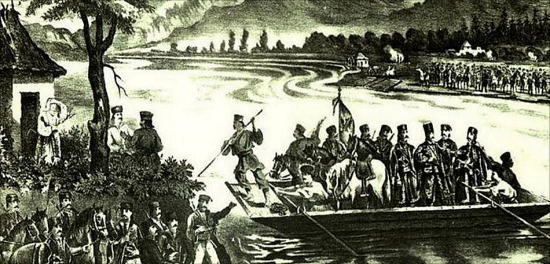 """23 ianuarie, ziua în care a pornit Revoluția de la 1821: """"Dar pe bălaurii care ne înghit de vii, căpeteniile noastre, până când să-i suferim"""""""