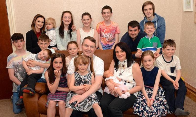 """Incredibil! A rămas însărcinată pentru a 22-a oară! """"Mă întreb dacă vom avea 11 fete și 11 băieți. Cred că va fi un băiețel"""""""