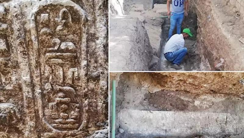 """Muncitorii săpau la o canalizare când s-au oprit șocați! Ce au găsit sub pământ! """"Are 2.200 de ani..."""""""