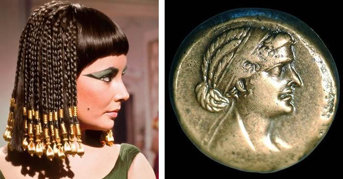 Cleopatra, ultima regină a Egiptului a sedus Roma! S-a iubit cu Cezar și i-a fost amantă lui Antoniu, ambii împărați ai Romei