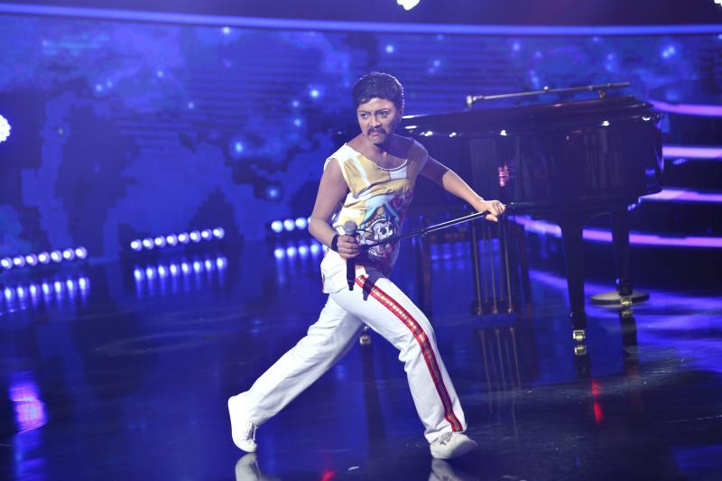 """Ediție regală la """"Te cunosc de undeva!"""". A fost bătălia greilor: Freddie Mercury, ZZ Top, Zdob și Zdub, Madonna și Maluma au făcut show"""