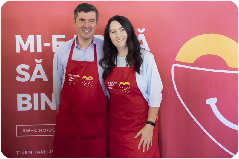 De 21 de ani, Fundația pentru Copii Ronald McDonald  ține familiile din România împreună
