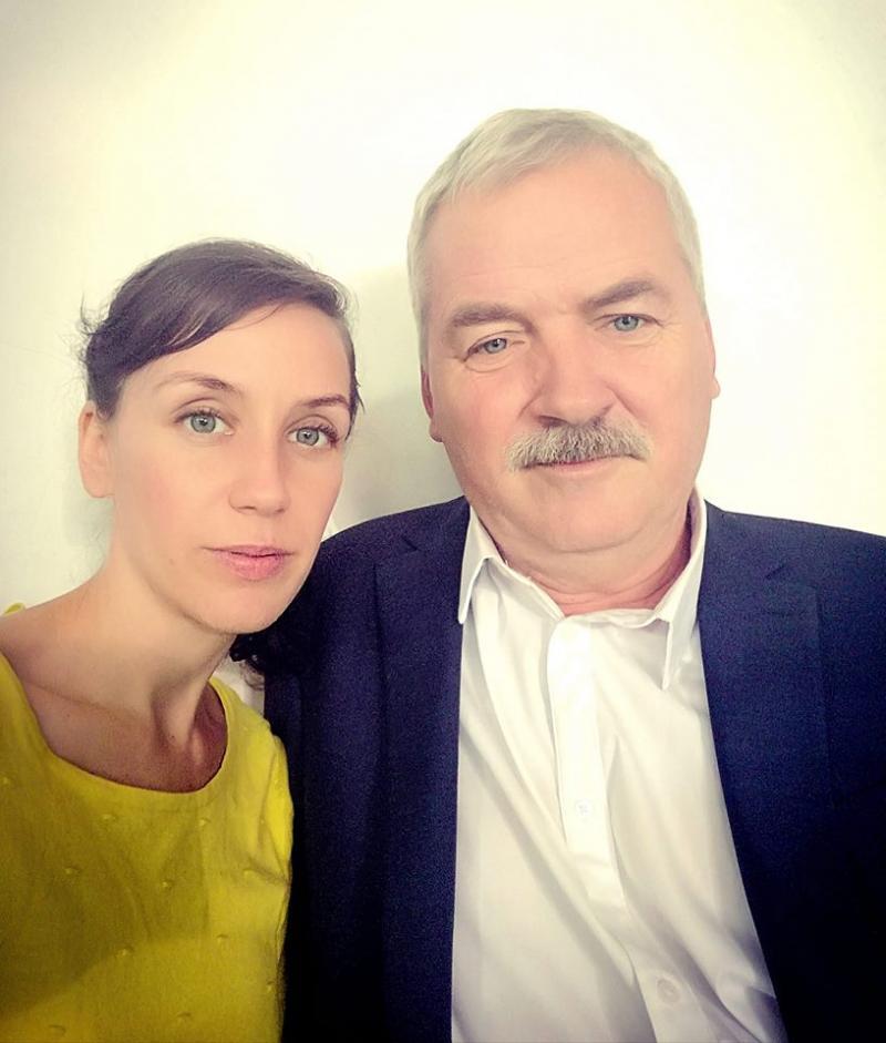 Teodor Corban a devenit bunic. Fiica sa, alături de care joacă în serialul Mangalița, a născut un băiețel