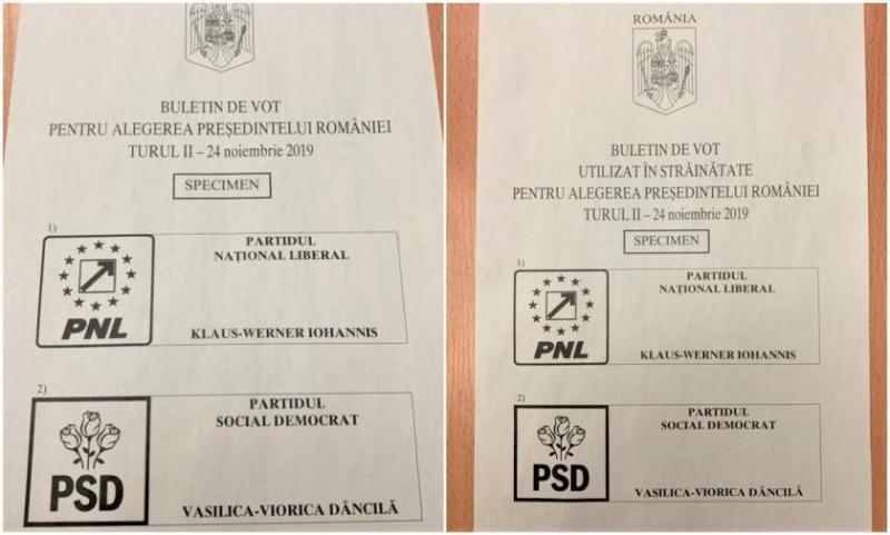 Alegeri prezidențiale 2019, Turul 2   Klaus Iohannis și Viorică Dăncilă, primele declarații după aflarea rezultatelor Exit Poll