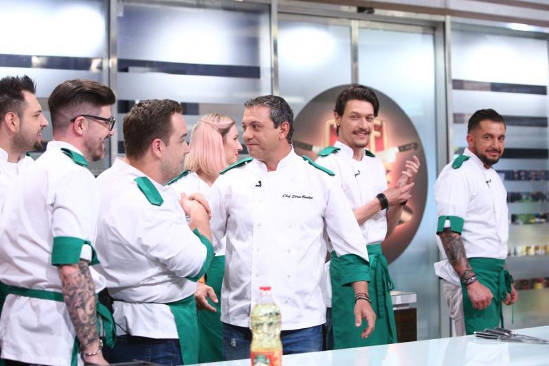 """Roata norocului aduce tensiune în bucătăria Chefi la cuțite: """"Am reminiscențe, îmi crește tesiunea"""""""