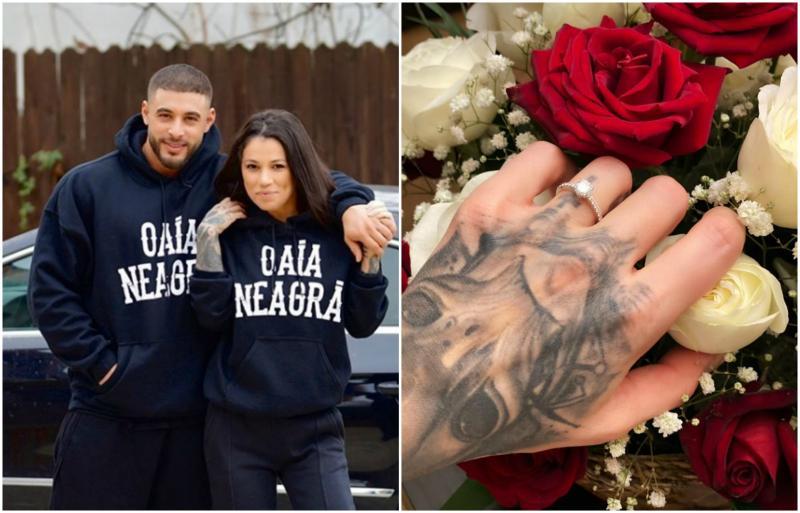 """Roxana Vancea a fost cerută în căsătorie! Cum arată inelul pe care l-a primit de la logodnicul ei. """"Lumea spune că iubirea doare, dar asta nu este adevărat"""""""