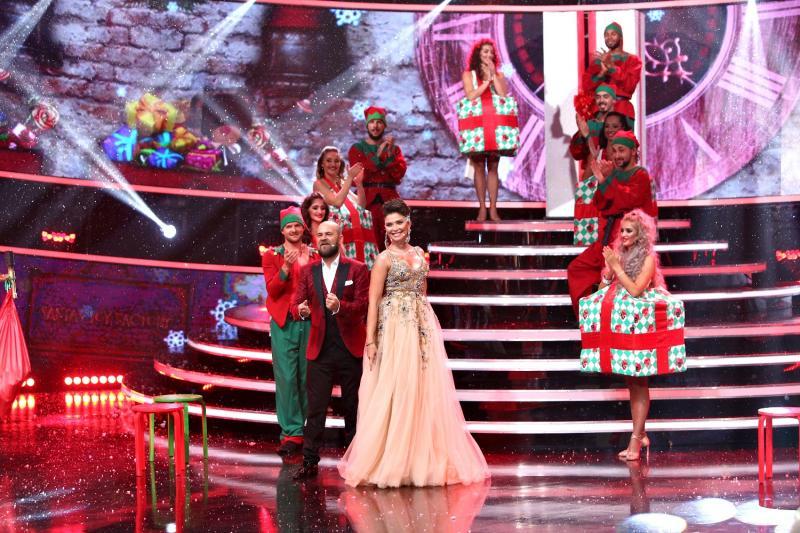 Bella Santiago, Diana Matei, Cezar Ouatu & Șerban Copoț si Alex & Monica Anghel  se luptă pentru trofeul Te cunosc de undeva!