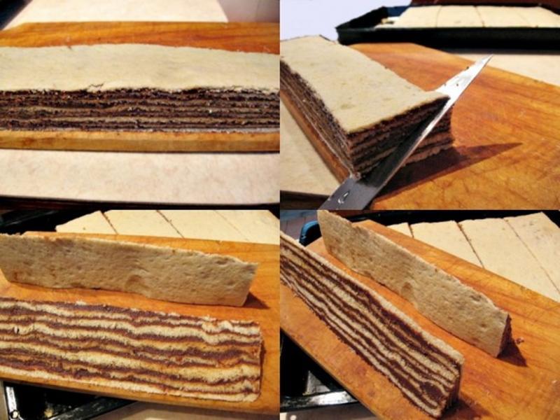 Rețete de prăjituri festive. Prăjitura Carpați sau Cabana din Carpați