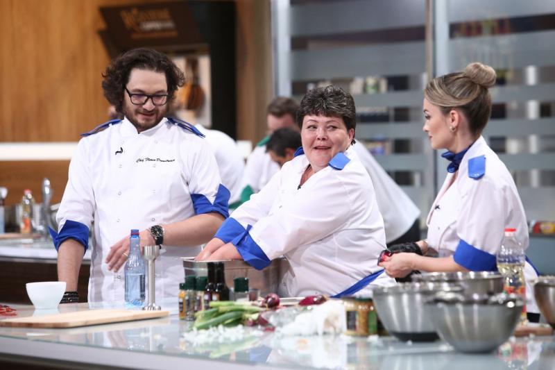 Chefi la cuțite, record de audiență de la începutul sezonului 7! Doamna Gina, fostă bucătăreasă a Casei Regale, părăsește competiția