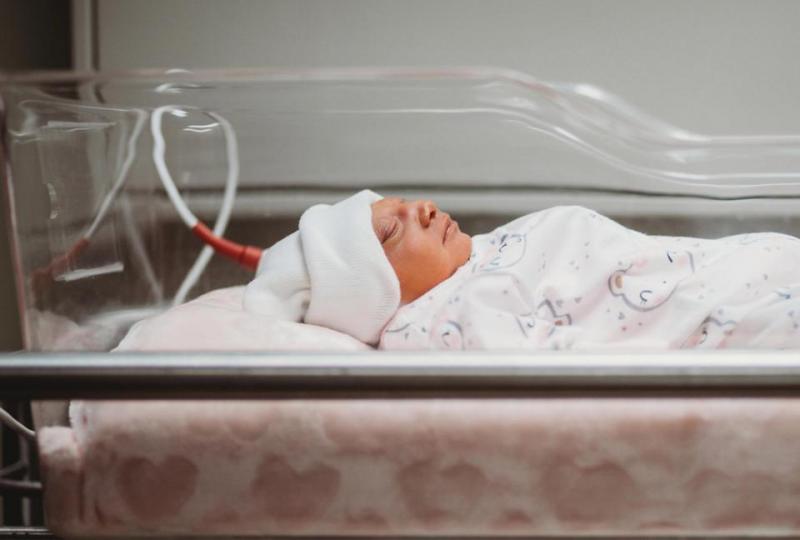 """Bebelușul folosit pentru """"piese de schimb"""". A fost adusă pe lume de părinți pentru a salva alte vieți"""