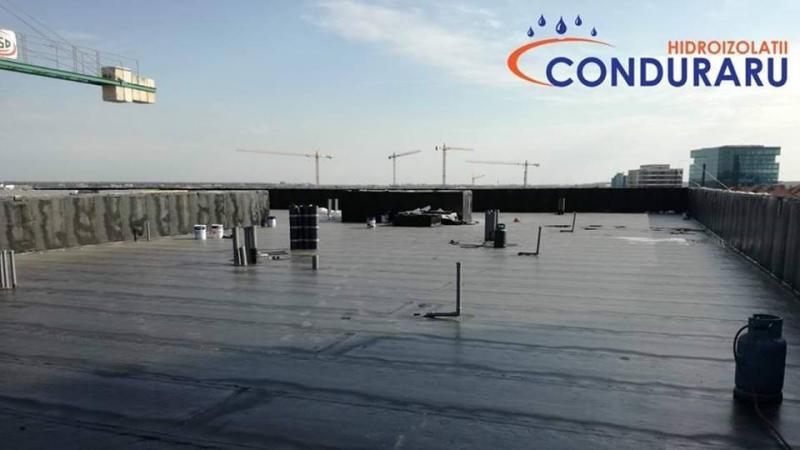 Hidroizolații Conduraru, furnizare și montaj de specialitate în izolații, termoizolații și lucrări de impermeabilizare în construcții