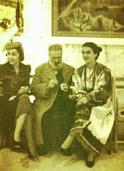 """""""Ţine, Leano, curu' zvelt!"""". Ironia usturătoare pe fondul căreia Maria Tănase a plecat cu inima frântă de lângă Constantin Brâncuși, deși l-a iubit veșnic"""