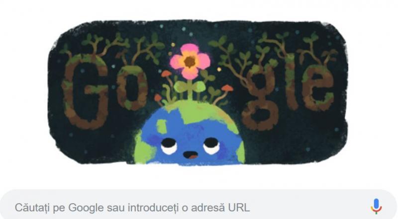 Echinocțiul de primăvară 2019. Google sărbătorește primăvara astronomică printr-un Doodle