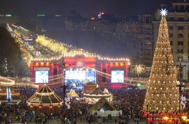 Luminițele pentru Sărbătorile de Iarnă 2018-2019 au fost mai scumpe cu 53, 14%. Vezi care au fost cele mai cheltuitoare orașe din România