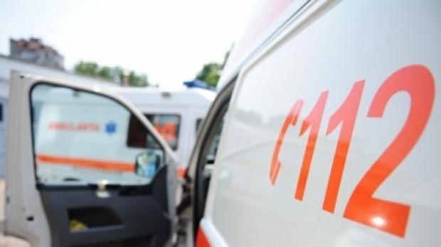 Copil de doi ani, lovit de tren la Sinaia! Paramedicii nu au mai putut face nimic