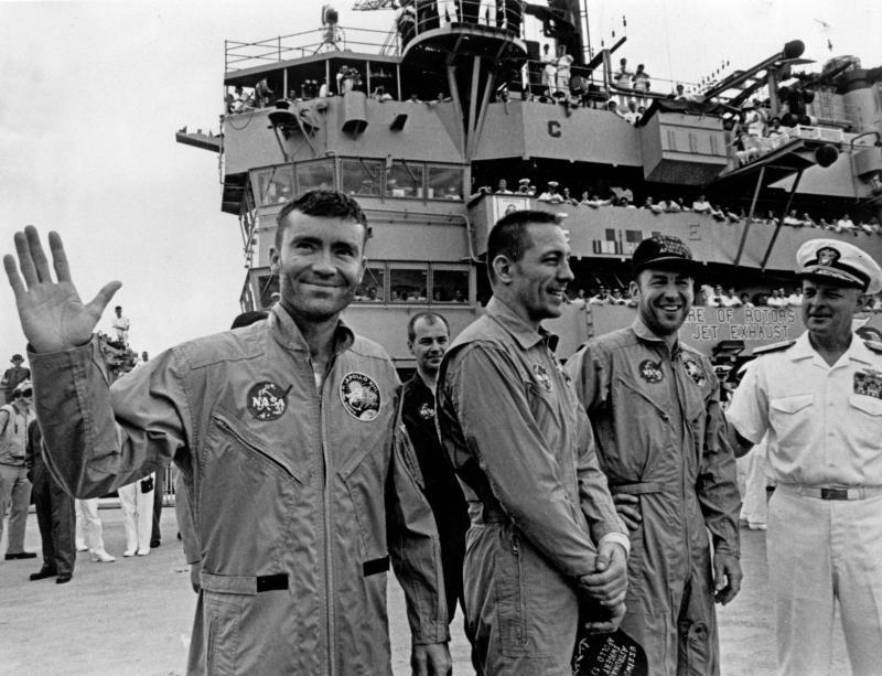 """""""Houston, avem o problemă"""": Apollo 13, cea mai cunoscută misiune spațială: """"Era o cursă pentru fiecare gură de aer""""- Fotografii inedite"""