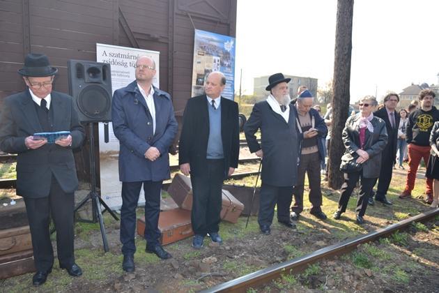 Vagon de la lagărul de exterminare Auschwitz, în România! Ce se găsește în interior