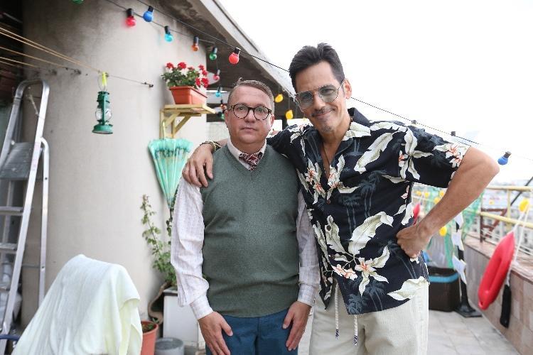 Duminică, marea premieră, la Antena 1 - Orlando (Ștefan Bănică) și Ducu (Marius Florea Vizante) se întâlnesc, după 20 de ani, în Liber ca pasărea cerului