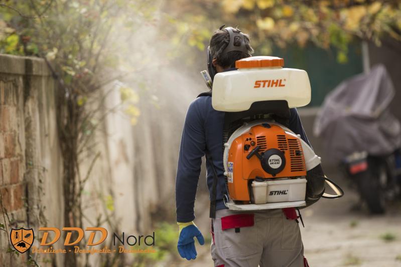 DDD Nord SRL pe locul 1 in combaterea daunatorilor