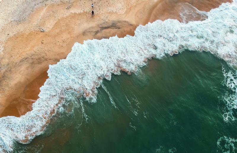Zile Libere 2019. Cum arată plajele din România de 1 Mai. Imagini inedite