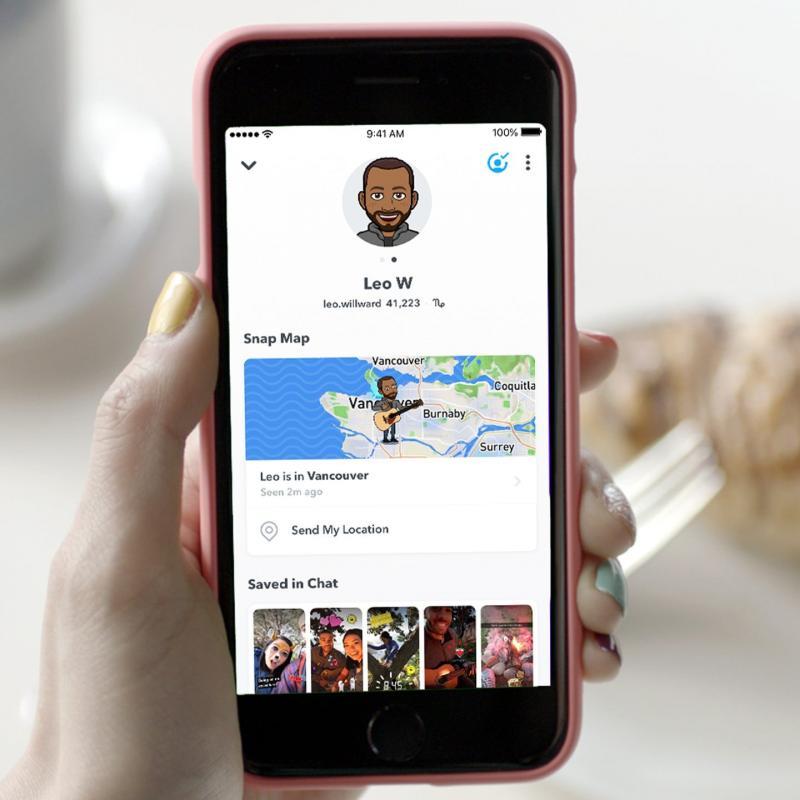 Uită de Facebook și Whatsapp, căci Snapchat a dat marea loviturăt! Ce funcție a cucerit toată planeta