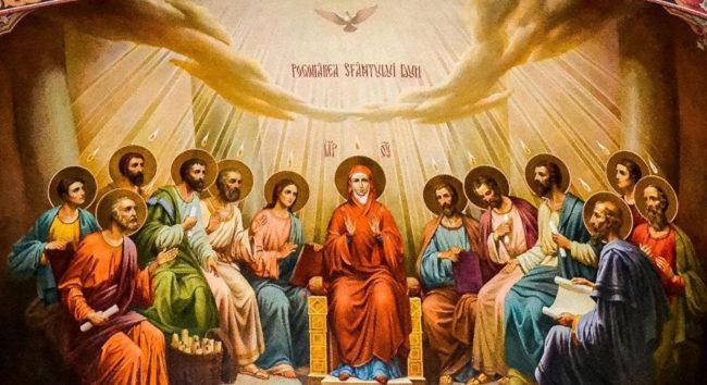 Rusaliile - semnificație în Biblie. Rusaliile Ortodoxe în 2019 și 2020