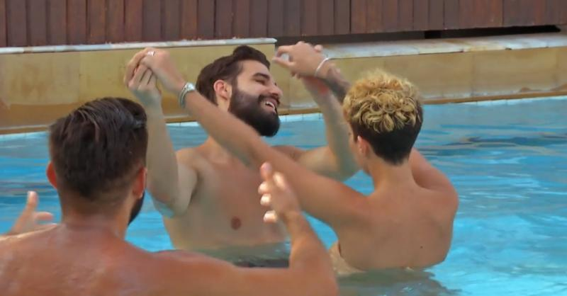 """Aurel a căzut în ispită pentru a doua oară în actualul sezon din Insula Iubirii: """"Nu știu ce s-a întâmplat cu mine!"""" - Galerie foto"""