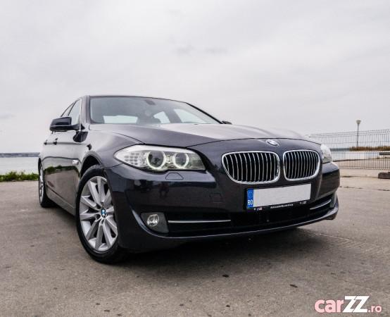 Tot ce trebuie să știi despre BMW Seria 5: Date tehnice, consum, altele