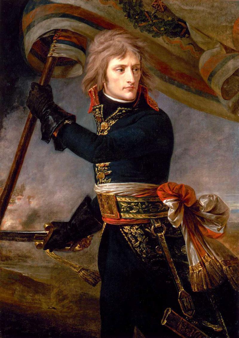 """Napoleon era să fie omorât de """"Cătanele negre"""" din Bistrița! De peste tot se auzea: """"Dă-i, mă, dă-i!"""""""