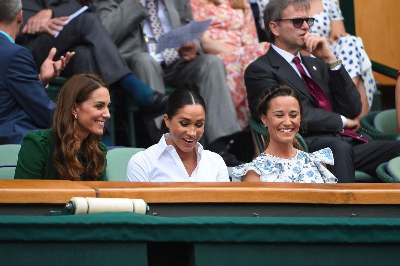 După finala de la Wimbledon, a fost criticată dur! Meghan Markle a deranjat prin atitudinea sa!