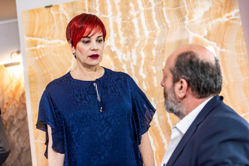 Maia Morgenstern și Claudiu Istodor formează familia Oprea în serialul Sacrificiul