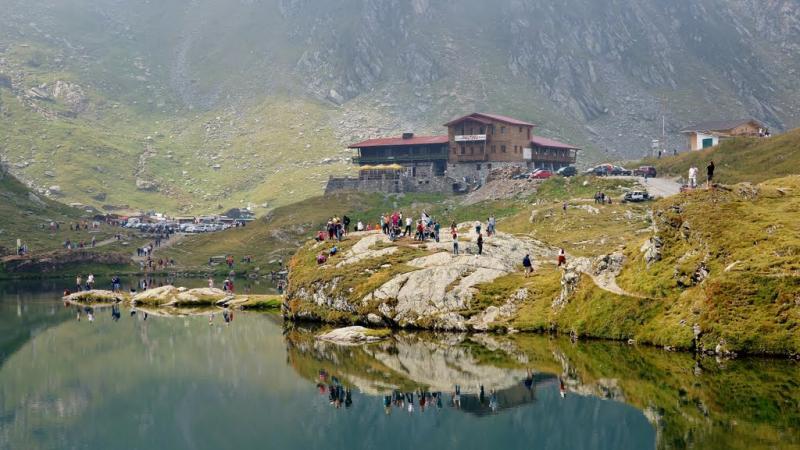 Top 6 cele mai frumoase cabane la munte, în România