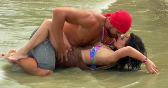 """Ce s-a întâmplat la """"Insula Iubirii"""", episodul 12, sezonul 5: Teodora Mocanu l-a părăsit pe Eusebiu, iar Costas și-a tăiat brățara care simboliza relația cu Geanina"""