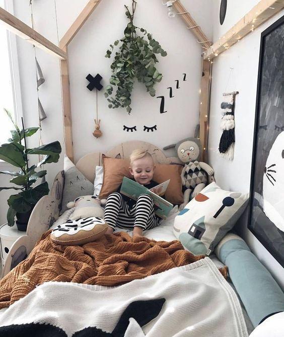 Amenajări interioare. 7 reguli de siguranță pentru camera copilului