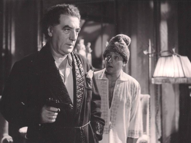 """""""Actorul și sălbaticii"""", Everestul marelui TOMA CARAGIU. """"Asta vreți voi? O Românie cenușie? Păi poporul ăsta râde de 2.000 de ani!"""""""