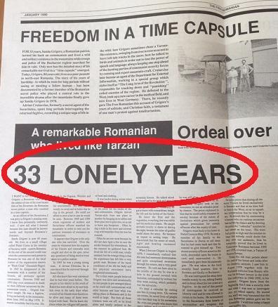 """""""Tarzan din Carpați"""". El este omul care s-a ascuns de comuniști timp de 33 de ani în pădurile din România!"""