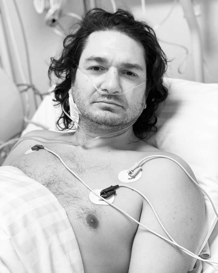 Chef Florin Dumitrescu a fost operat! Ce a pățit juratul emisiunii Chefi la cuțite