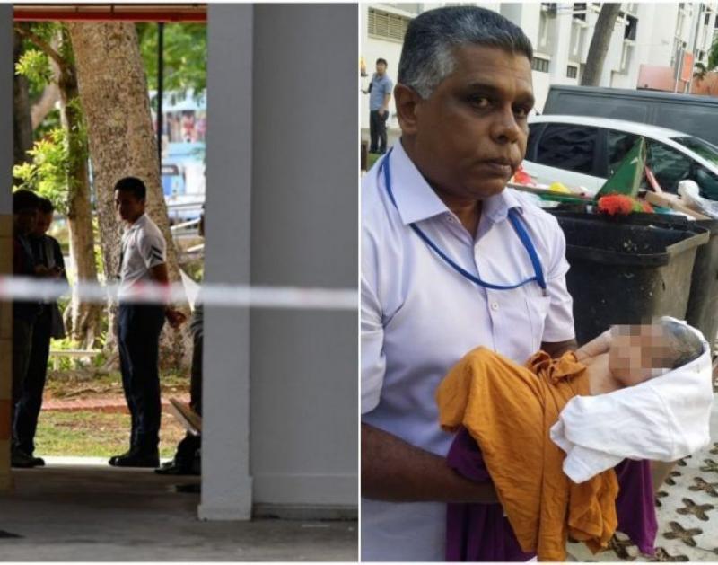 Familia lui l-a aruncat la gunoi în loc să îl iubească! Un bebeluș a fost găsit în ghena unui bloc! Angajații de la salubritate au fost șocați! FOTO
