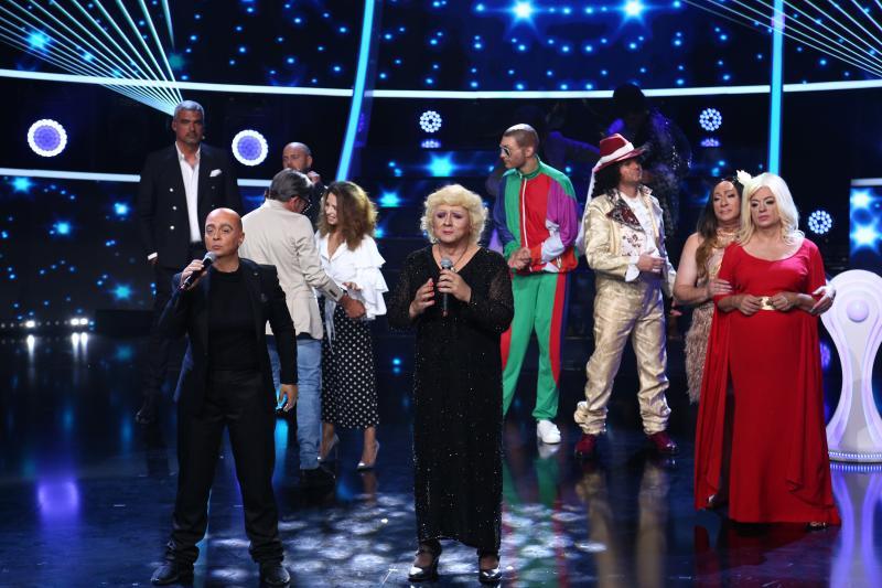 """Monica Anghel și Marcel Pavel au câștigat a cincea ediție a sezonului XV """"Te cunosc de undeva!"""". Prietenia le-a adus marea șansă"""