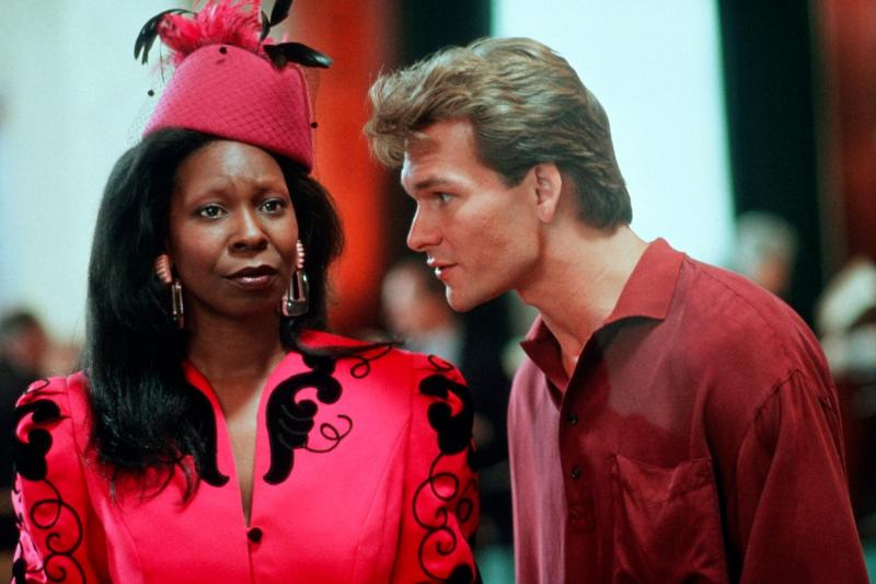 whoopi si patrick in filmul ghost