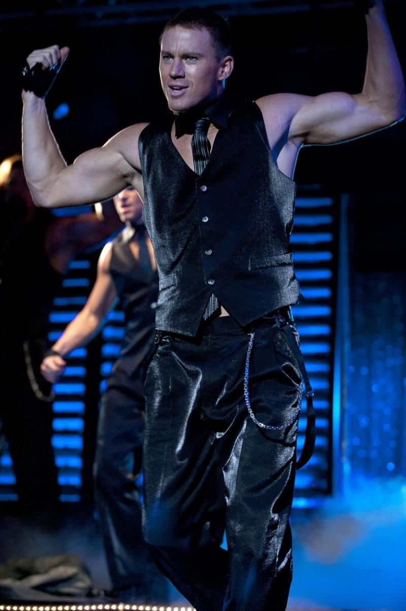 Channing Tatum în ''Magic Mike''